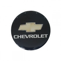 3D Car Logo - CHEVROLET - Ø 55 mm