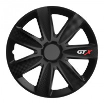 "GTX Carbon Black 16"" - puklice"